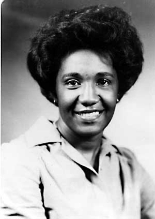 Azie Taylor Morton, United States Treasurer (1977-1981)