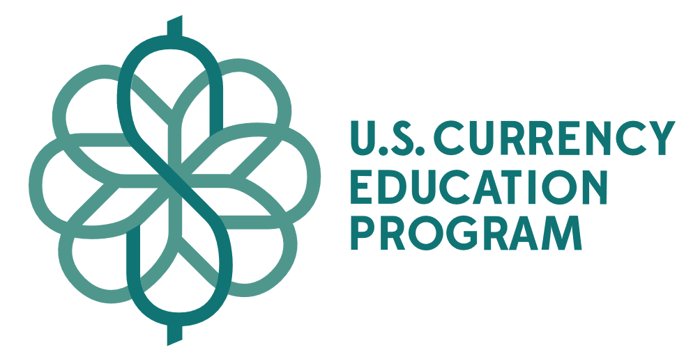 U.S. Currency Education Program logo color