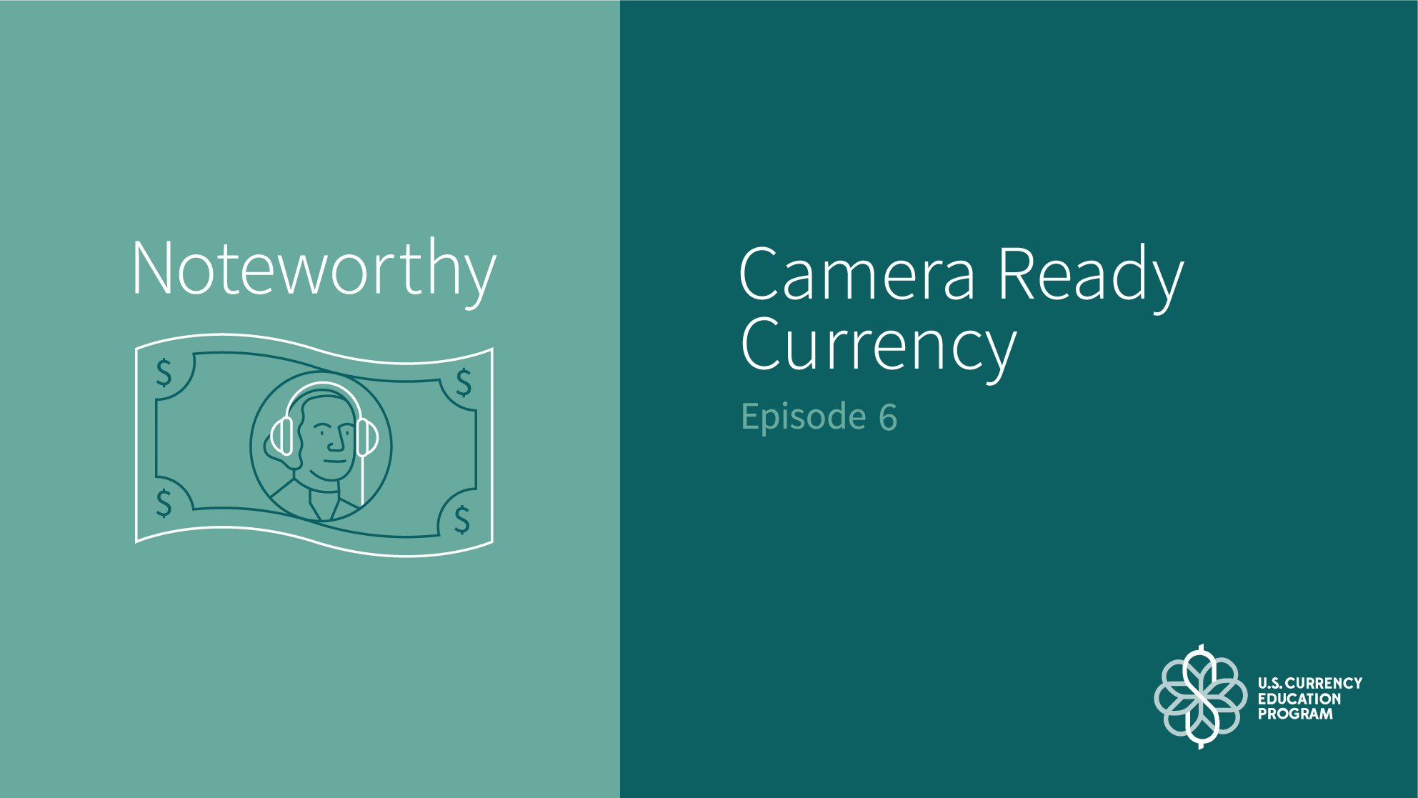 Camera Ready Currency