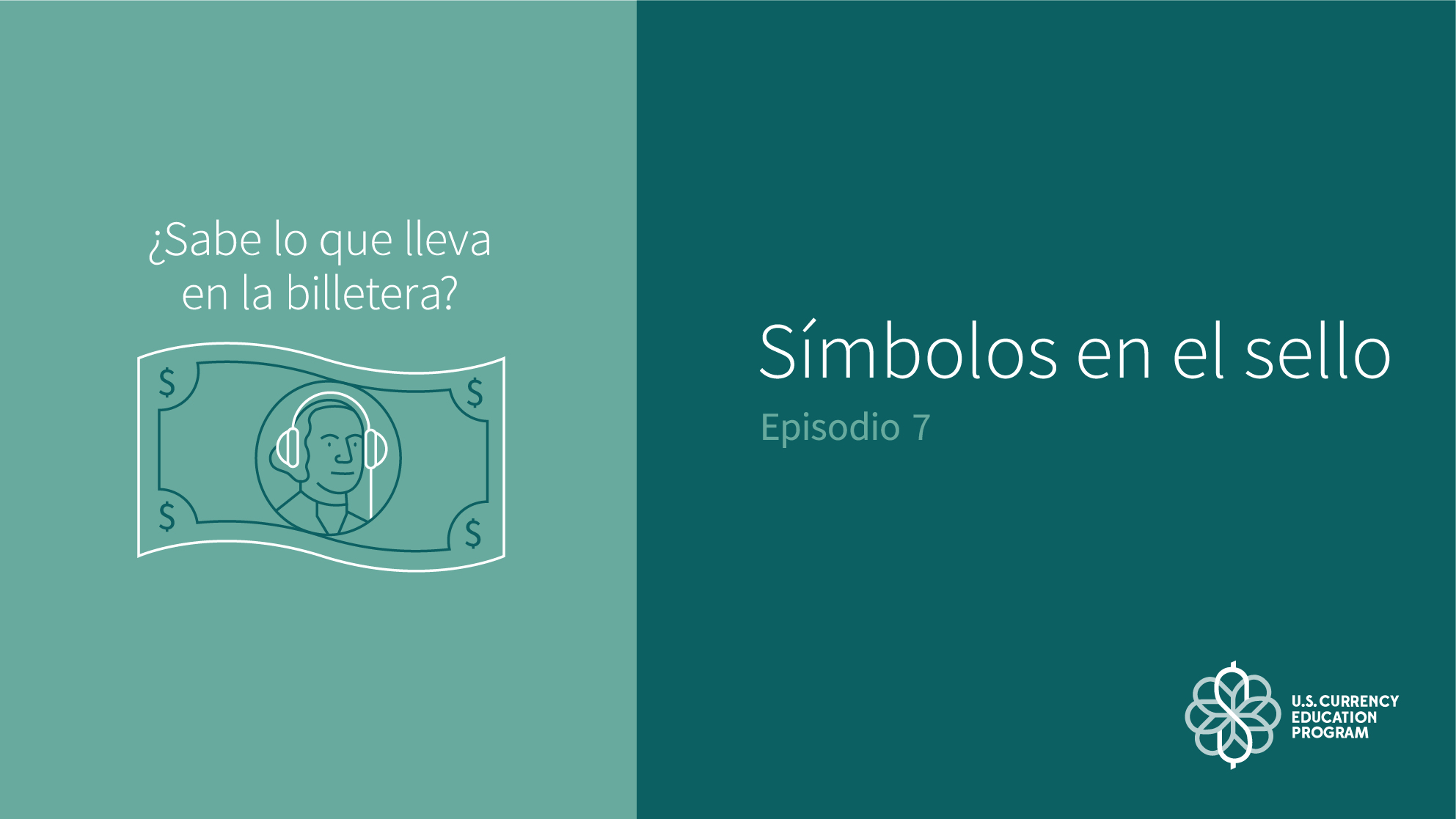 Símbolos en el sello
