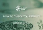 How To Check Your Money Training Presentation
