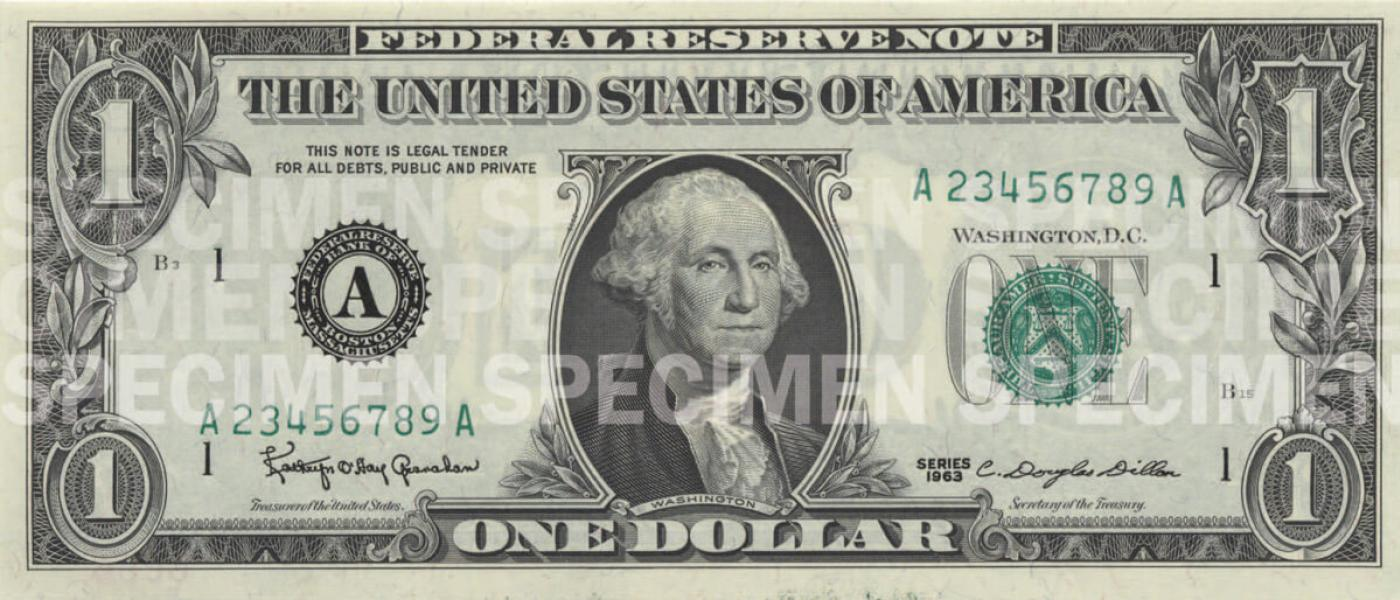 graphic about Printable Play Money $100 identify $1 Take note U.S. Forex Training Application