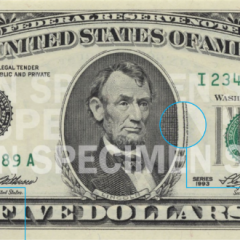 $5 Note (1993-2000)
