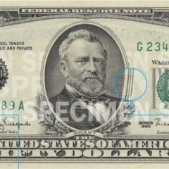 $50 Note (1990-1997)