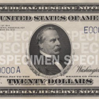 $20 Note (1914-1990)