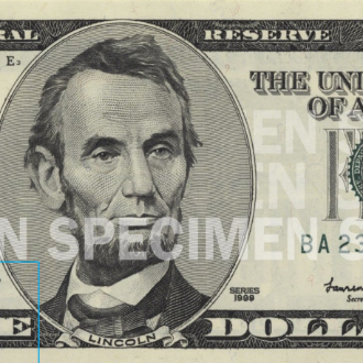 $5 Note (2000-2008)