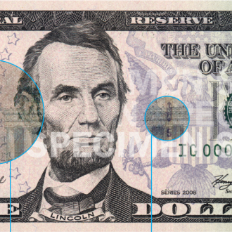 $5 Note (2008-Present)